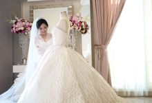 Fenny Kianto Wedding by Everly Atelier