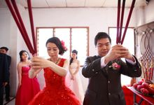Yulianto & Tiwi LIPUTAN HARI H CINEMATIC FOTO & VIDEO & PHOTOBOOTH by videomegavision