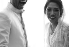 Pernikahan Adat Melayu Modern Ala Almira dan Aghnia by theSerenade Organizer