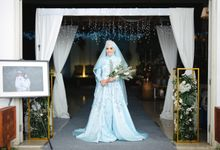 The Wedding of Ratri & Hendro by LM Wedding Planner & Event Organizer
