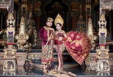 Prewedding Adat Bali by Maryco Bali Photography
