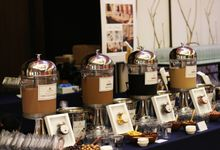 Chocolate Indulgence Buffet by D'LANIER Artisan Chocolates