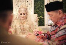 The Wedding of dr Mega & dr Arif by ThePhotoCap.Inc