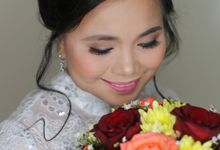 Bicol Wedding by Shula Makeup Artistry