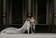 Preweddinf of Michale & Kai by Fenty by Moire Photography
