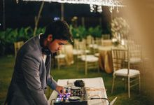 Wedding Party of Sabrina & Yohanes (Indonesia) by DJ PID
