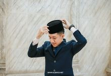 THE WEDDING OF  MAHATHIR & SYARHA by alienco photography