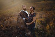 Aga & Almira Bromo Pre-wedding Session by Venema Pictures