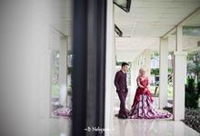 Prewedding Vila by ID Photography Cianjur