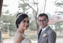 Wedding Photoshoot - Indra & Dea by FMS Photography