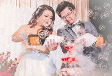 Wedding Melvin Reyes & Erny from Canada by Aldo Adela MC & Magician