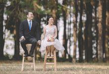 PRE WEDDING YONATAN & YEYEN by BQ Pictures