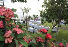 Wedding Ceremony of Sharleen and Faldo by WakaGangga Resorts