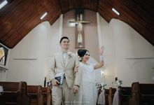 The Wedding Adat Batak Bonny & Bella by MARON FOTO