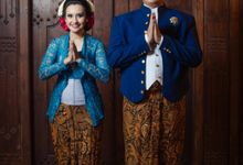 Pre-wedding by Arandi Studio