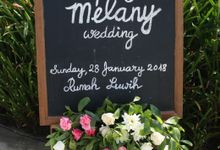 TONY AND MELANI WEDDING by Rumah Luwih Beach Resort