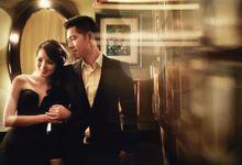Steven & Erica - Prewedding by Danieliben
