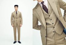 TOP ZIO MEN SUIT SERIES by Korean Artiz Studio