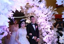 WEDDING OF MONIC & FERI by Hotel Ibis Gading Serpong