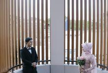 Wedding Day - Amel & Bram by Astoriya