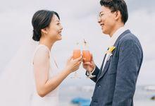 the wedding s & c by Sebun Photography
