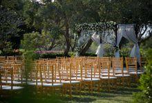 Riko & Bethany Wedding by Le Grande Bali Uluwatu