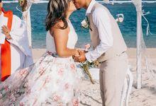 Wedding of Jerome & Marah by Zoe Photo