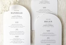 Dani & Stamati at The Linseed House by Belle Measure