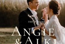 Alki & Angie Wedding by Envitation Planner