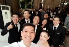 The Wedding of Jeane & Bonny by Untitled Band