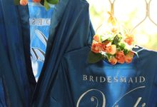 Bridesmaid Gift by Roopa