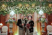 Indah & Arif by Ficelle Photography