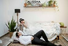 Studio Pre-wedding at Motoinc Studio by Alissha Bride