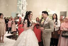 rani & dika wedding reception by Our Wedding & Event Organizer