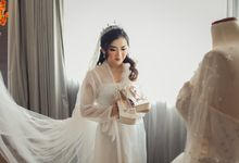 We are one... dr.Adisurya & dr.Angelia by PhiPhotography