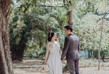 Prewedding of Mariana-Kevin at Alissha by Alissha Bride