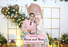 Haris & Harisa by Litbox Photobooth