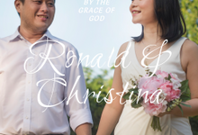 Ronald & Christina Wedding by Envitation Planner