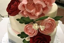 Wedding Cake by The French Bread Factory