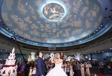 Rika & William Wedding - BRP SMESCO Convention by BRP BALLROOM (Sucofindo, Smesco & Sovereign)