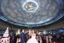 Rika & William Wedding - BRP SMESCO Convention by BRP BALLROOM (Sucofindo, Smesco & Sovereign)