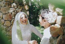 Akad Nikah Luthfiya & Awangga by Sirih Gading Catering