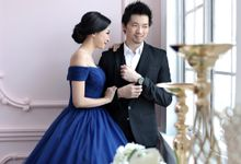 Kun & Calista Prewedding by Delova Photography