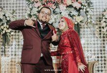 THE WEDDING OF MAHAGA & PUPUT by alienco photography
