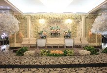 Wedding Ambience by Courtyard by Marriot Bandung