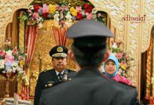 Nita & Reza by Adhyakti Wedding Planner & Organizer