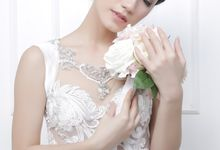Flawless Makeup for Wedding by makeup by marcellans