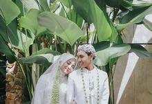 Luthfiya & Awangga Wedding by Aspherica Photography