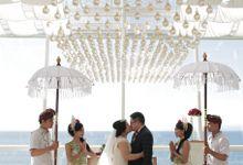 Wang Xi Quan & Xiao Shi Jun by I Love Wedding Bali