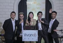 The Wedding of Feby and Rizky 23 Desember 2018 by Vivando Music Entertainment